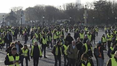 Les gilets jaunes vont manifester dimanche à Paris