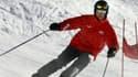 La caméra présente sur le casque de Michael Schumacher, qui a filmé sa chute, prouve qu'il skiait lentement au moment du choc.