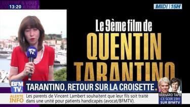 Festival de Cannes: Tarantino, retour sur la Croisette