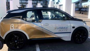 Au CES de Las Vegas, BMW explore la détente et le confort dans des voitures où l'on conduit de moins en moins.