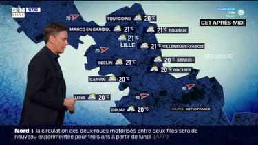 Météo Nord-Pas-de-Calais: un ciel mitigé entre nuages et éclaircies