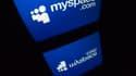L'ancien logo de MySpace.