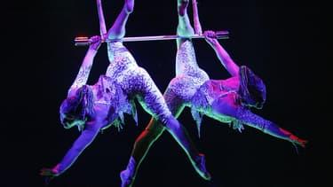 Le Cirque du Soleil est une véritable institution au Canada.