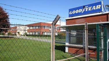L'usine Goodyear d'Amiens-Nord est suspendue à l'offre de reprise partielle formulée par l'Américain Titan.