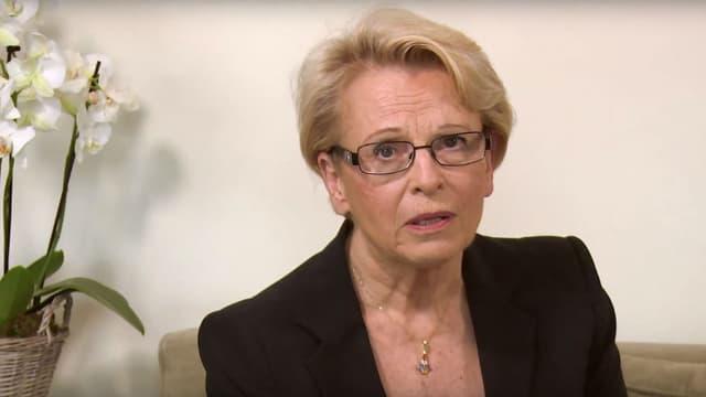 """Michèle Alliot-Marie a lancé jeudi son mouvement """"Nouvelle France""""."""