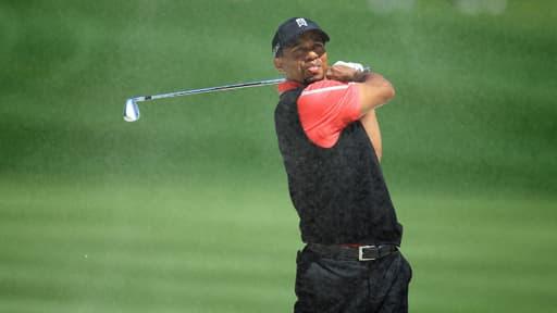 L'américain Tiger Woods avait perdu sa place de numéro 1 mondial en 2010