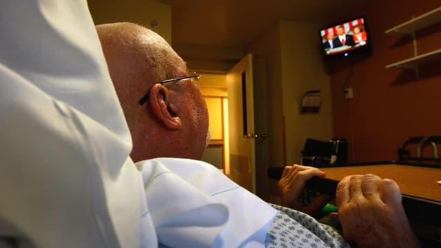 Donald Lathen proposait un marché à des patients en fin de vie (image d'illustration)