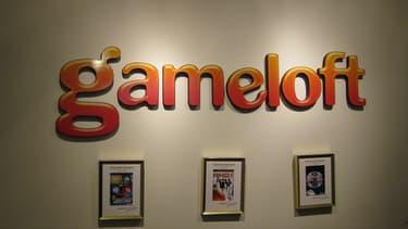 Dans les locaux de Gameloft, à Manhattan (New York), en 2009.