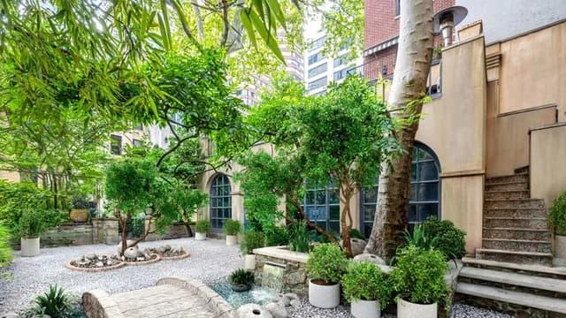 Olivier Sarkozy vend sa demeure de New York
