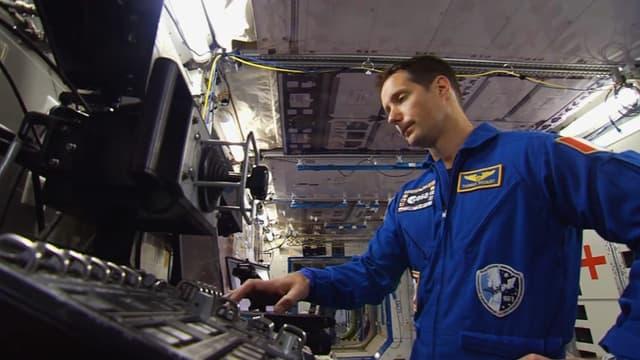 Thomas Pesquet se rendra dans l'espace en janvier 2017.