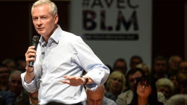 Bruno Le Maire entend réduire la dépense publique de 85 à 90 milliards d'euros