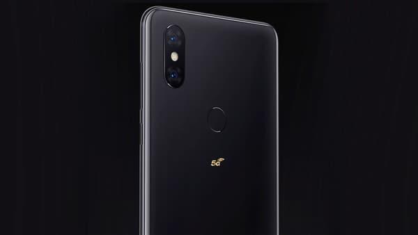 Le Xiaomi Mi MIx 3 5G