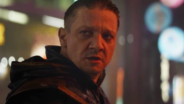 Jeremy Renner dans Avengers Endgame