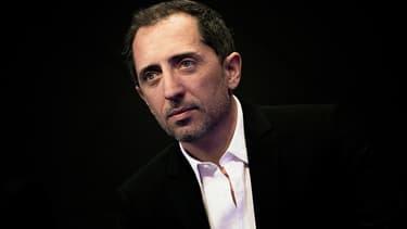 L'humoriste français Gad Elmaleh en janvier 2015