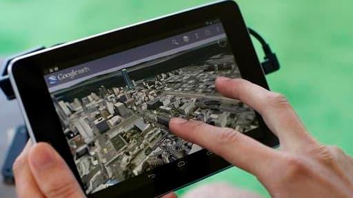 Un haut responsable de Google a indiqué que son groupe ne dégageait aucune marge sur sa tablette Nexus 7.