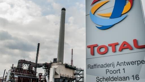 Le site de Total à Anvers, en Belgique, est l'un de ceux que le groupe français souhaite développer, avec Daesan en Corée du Sud.