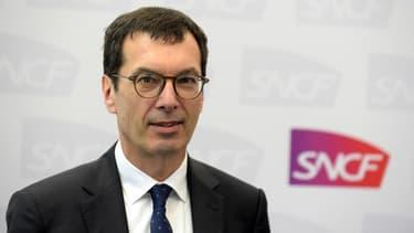 Le patron de la SNCF écarte l'hypothèse de licenciements.