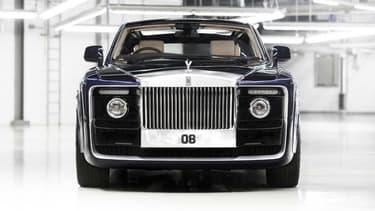 La voiture neuve la plus chère du monde, c'est elle.