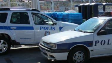 La police turque. (photo d'illustration)