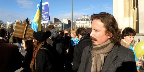 Andriy Shkil, membre du parti de la Patrie de Ioulia Timochenko.