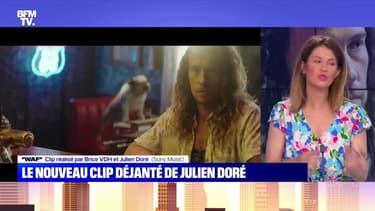Le nouveau clip déjanté de Julien Doré - 17/06