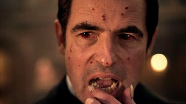 Claes Bang dans Dracula