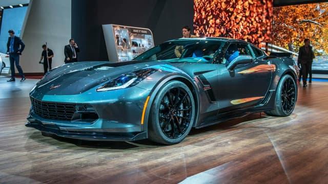 Jolie évidemment, mais un peu décevante sous le capot, cette Corvette Grand Sport sortira cet été aux Etats-Unis.