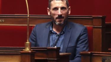 Le député LREM Matthieu Orphelin.