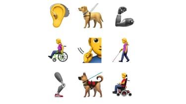 Apple a proposé 13 nouveaux emojis