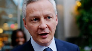 "Bruno Le Maire ""soutiens"" la décision que Nicolas Sarkozy avait prise en 2009"