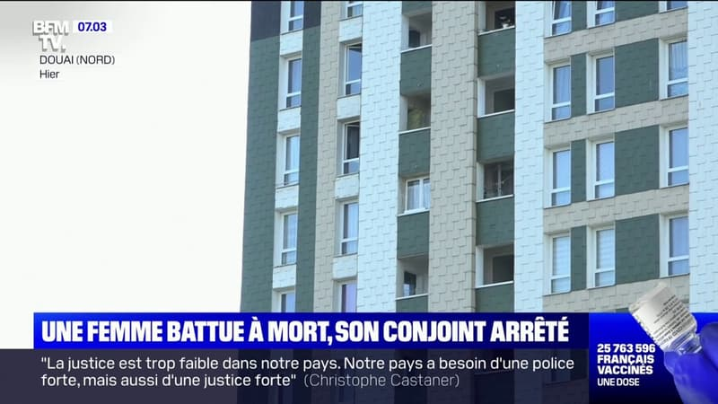 Féminicide à Douai: une femme de 33 ans succombe à ses blessures, son conjoint placé en garde à vue