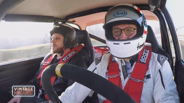 Pour corser le défi, Le Tone doit emmener un passager à bord de sa 2002 Turbo...