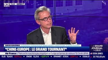 "David Baverez (Investisseur) : ""Chine-Europe, le grand tournant"" - 12/05"