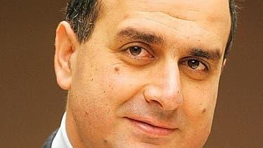 """""""La partie défense d'EADS, c'est 11 milliards d'euros par an"""" souligne Marwan Lahoud"""