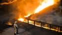 Les taxes sur l'acier ont déclenché une riposte européenne.