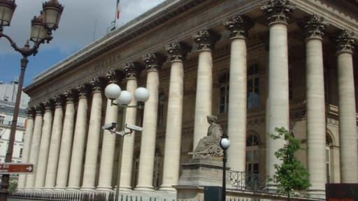La Bourse de Paris enregistre une semaine dans le rouge