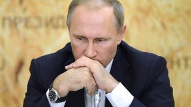Vladimir Poutine, le 24 septembre 2015