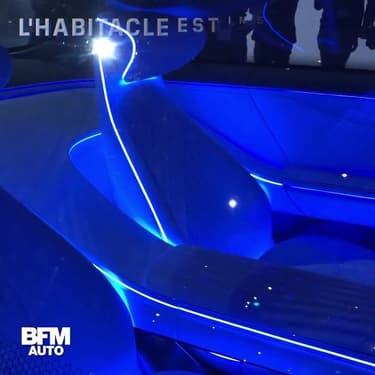 Mercedes EQS, la classe S du futur