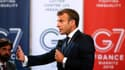 Emmanuel Macron au G7