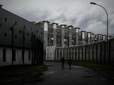 """Ces Français pourraient être incarcérés dans des quartiers dits """"étanches"""", comme celui de Fleury-Mérogis."""