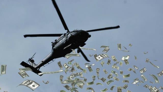 La monnaie hélicoptère a de plus en plus d'adeptes