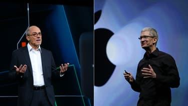Des keynotes sur une grande scène devant des centaines de journalistes pour dévoiler des innovations. La comparaison est flagrante entre Orange et Apple. La comparaison s'arrête malheureusement là...