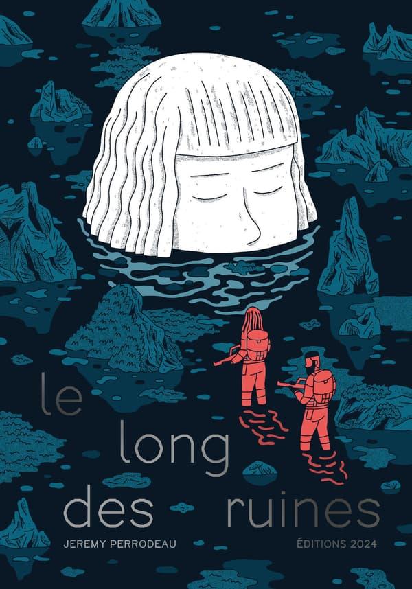 """""""Le Long des ruines"""" de Jérémy Perrodeau"""