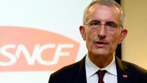 """La SNCF publiera """"jeudi ou vendredi"""" le rapport sur la panne en gare Montparnasse , a annoncé Guillaume Pepy."""