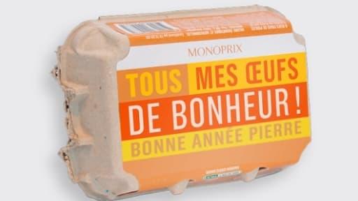 Pour ces fêtes de fin d'année, Monoprix a developpé une opération marketing créant du lien avec ses clients.