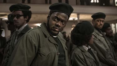 "Daniel Kaluuya dans ""Judas and the Black Messiah"""