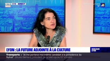 """Future équipe municipale à Lyon: """"un souhait de mettre en responsabilité les femmes"""", selon Nathalie Perrin-Gilbert"""