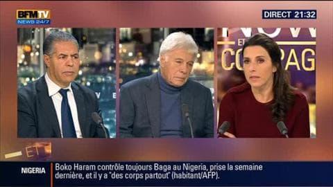 News & Cie: Spéciale Charlie Hebdo: Retour sur la marche républicaine du dimanche avec Guy Bedos et Malek Chebel - 12/01