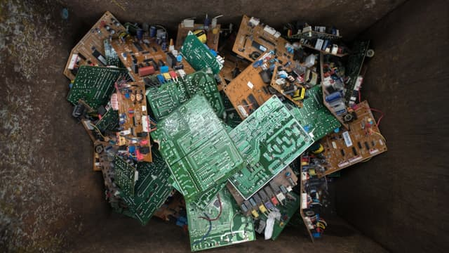 Les Hongkongais sont ceux qui génèrent le plus de déchets, avec en moyenne 21,5 kilos par habitant en 2015.