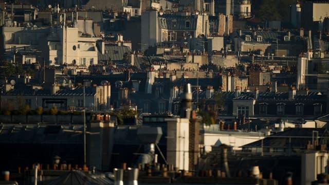 C'est à Paris que les loyers sont les plus élevés.